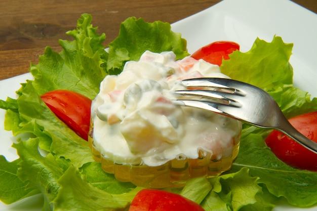 Salatini russi