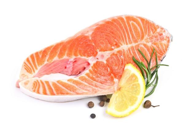 Salmone di pesce