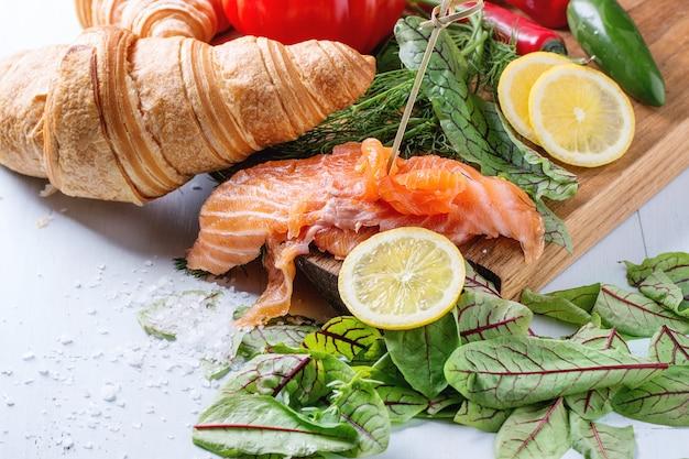 Salmone salato