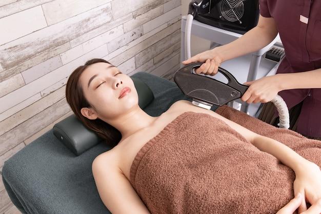 Salone di depilazione