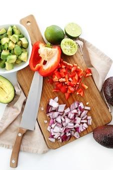 Salsa di guacamole