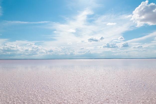 Salt lake (turco: tuz golu) è il secondo lago più grande della turchia.