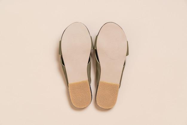 Sandali in pelle donna e donna
