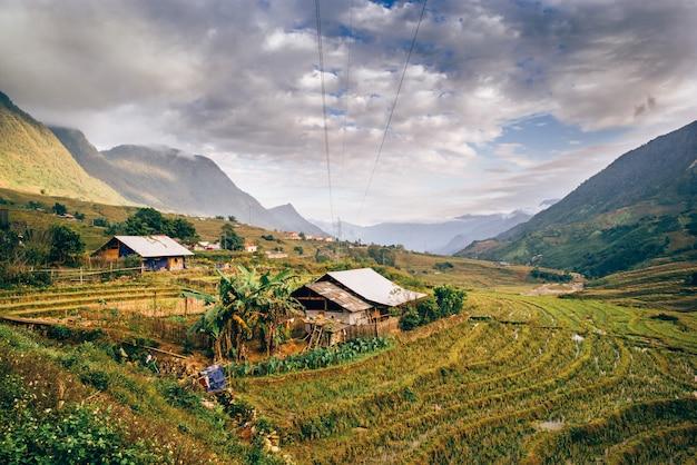 Sapa, a nord del vietnam