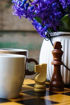 Scacchi e caffè