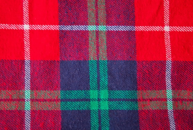 Scacchi rossi per il design. vigilia di capodanno. moda natalizia. avvicinamento.