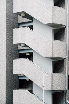 Scala dell'appartamento