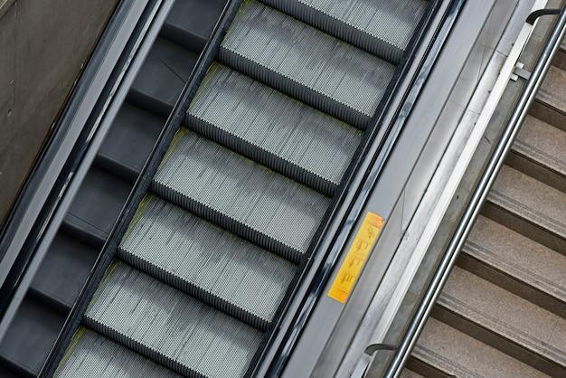 Scala mobile della stazione ferroviaria