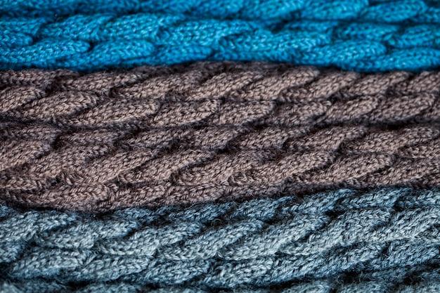 Scaldamuscoli in maglia