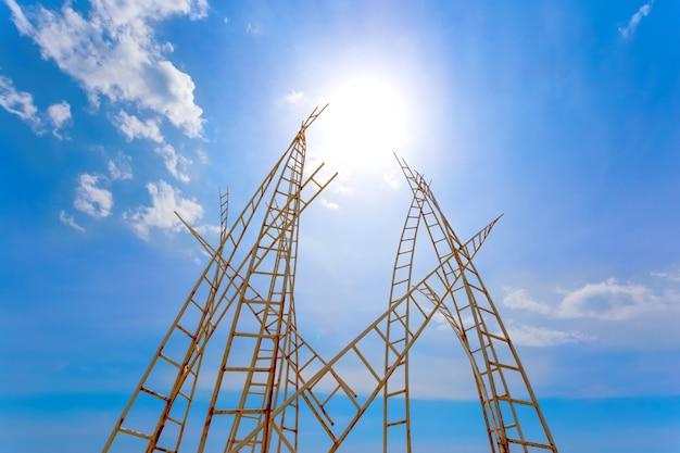 Scale verso il cielo