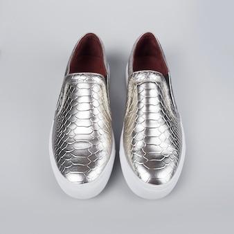 Scarpe d'argento