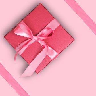 Scatola regalo rosso