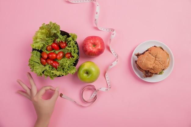 Scegli cibi che sono benefici per il corpo