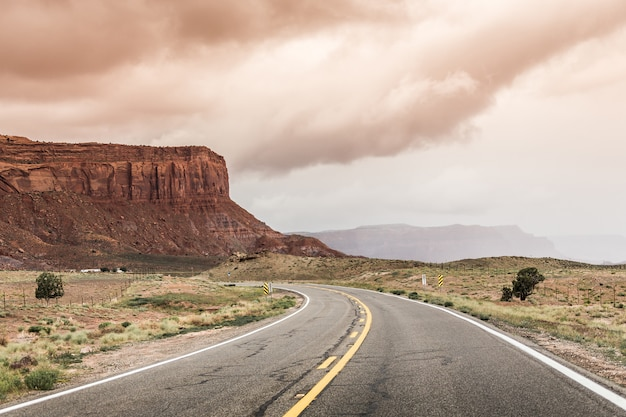 Scena autostrada