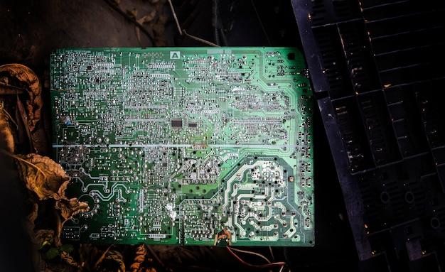 Scheda elettronica di natura elettronica