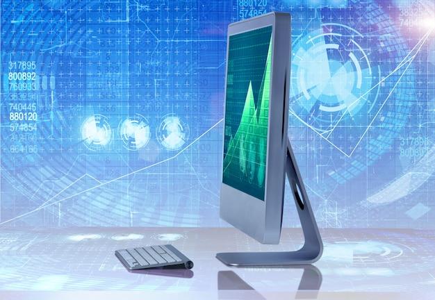 Schermo del computer