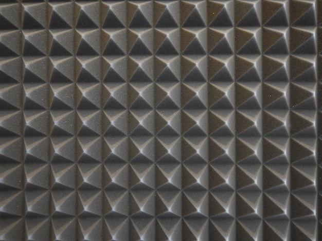 Schiuma acustica in studio