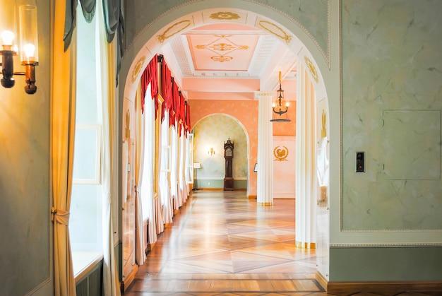 Scuola di grammatica, dove ha studiato il famoso poeta russo alexander pushkin