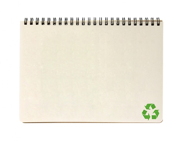 Scuola idea lettera notebook nota