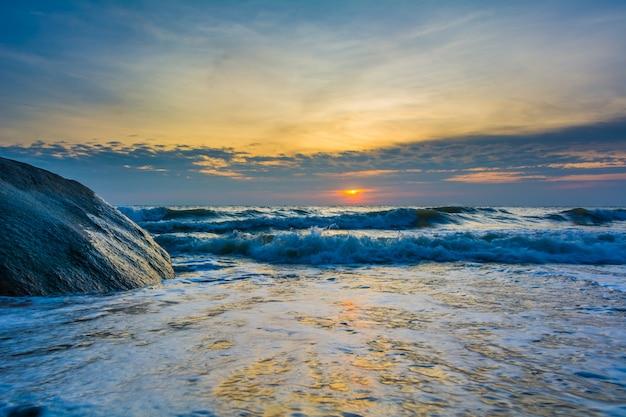 Seascapes mare di primo mattino