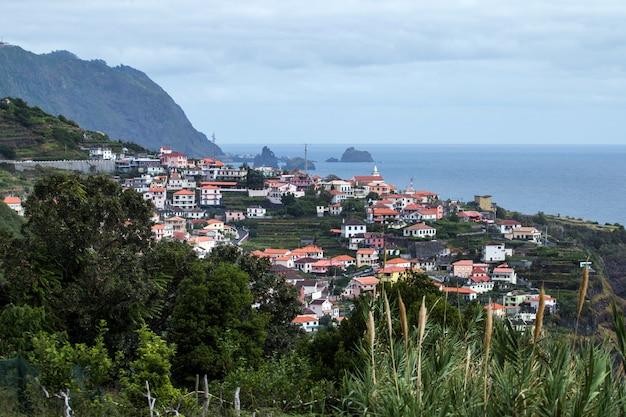 Seixal villaggio costiero