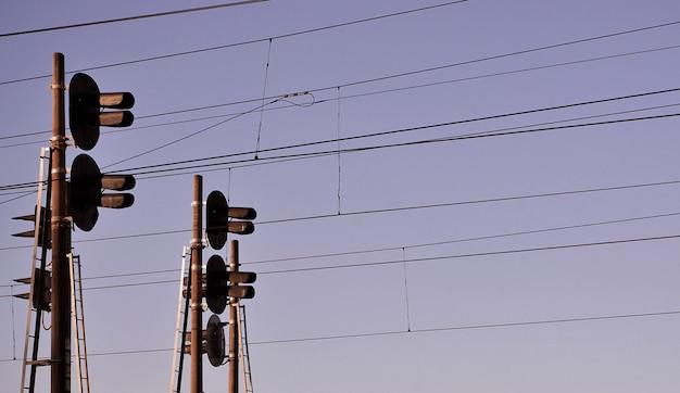 Semaforo della ferrovia