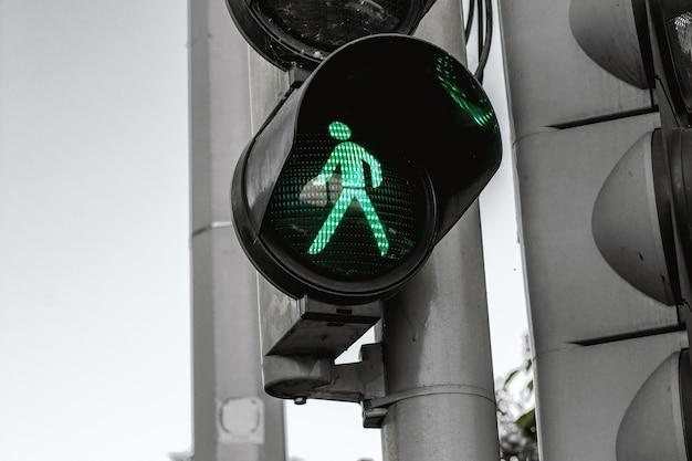 Semaforo sul verde