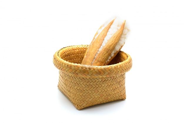 Semi di kapok con fibra bianca per fare il cuscino