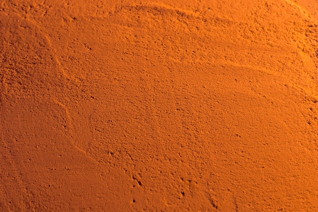 Semplice copia spazio sabbia sullo sfondo