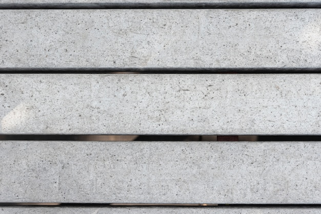 Semplice sfondo di recinzione in legno grigio