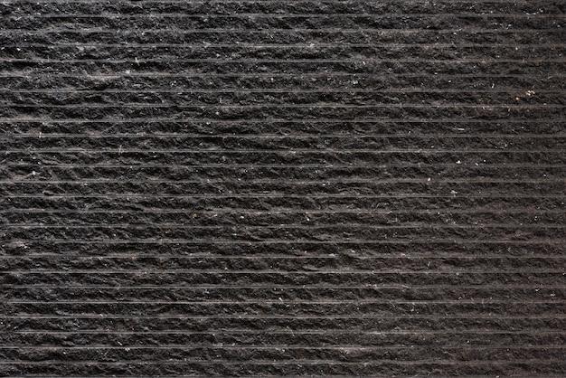 Semplice sfondo muro nero