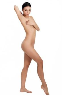 Sensuale sensualità sexy gambe giovane