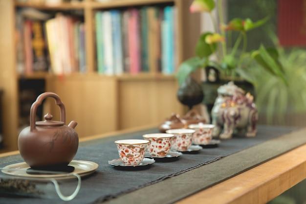 Servizio da tè cinese