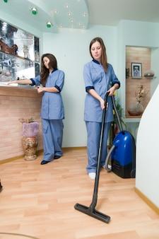 Servizio di pulizia professionale