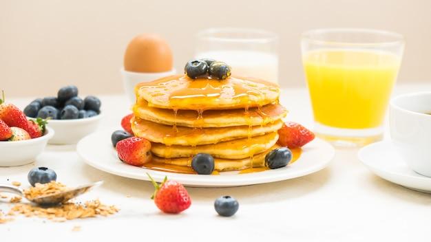 Set colazione sana