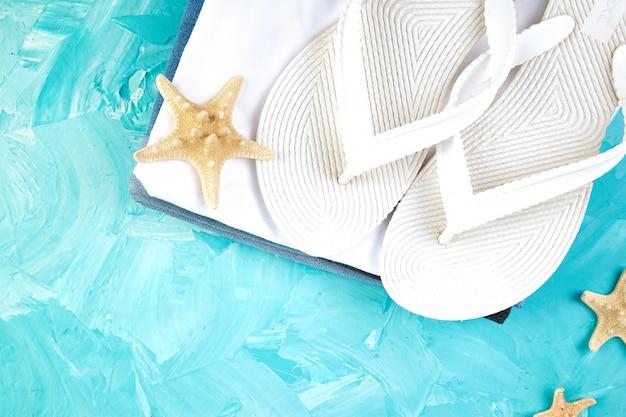 Set di accessori donna cose estive stagione.