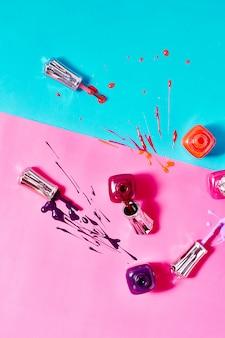 Set di cosmetici decorativi