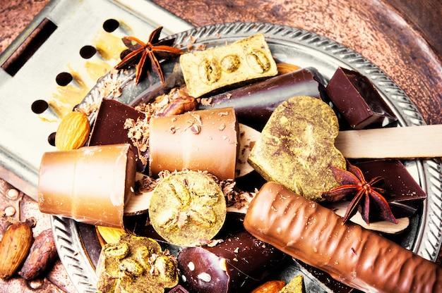 Set di dolci di lusso