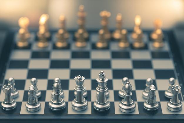 Set di gioco di scacchi