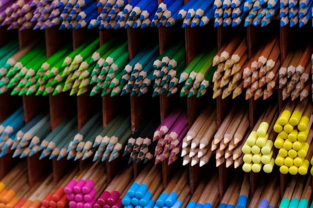 Set di matite colorate