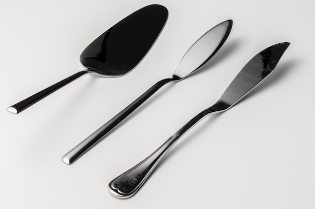 Set di posate d'argento