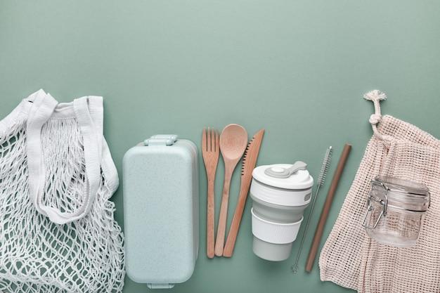 Set di prodotti eco