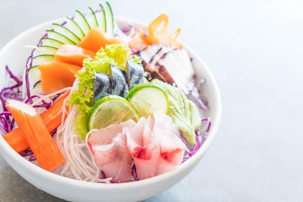 Set di sashimi misti