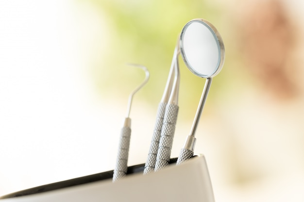 Set di spazzolini da denti per cure odontoiatriche