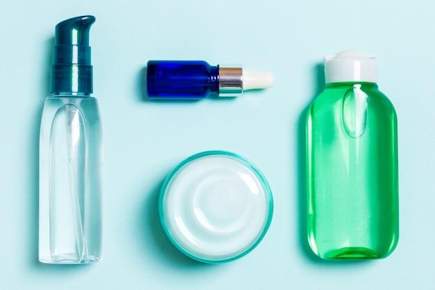 Set di tubi per cosmetici spa