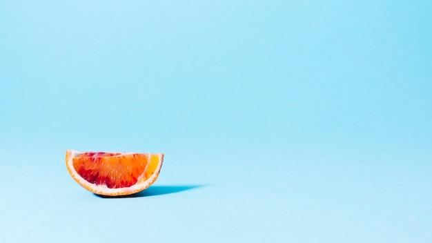 Sezione arancione