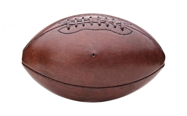 Sfera di football americano vintage