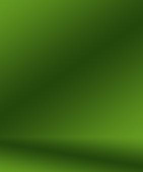 Sfocatura astratta verde vuoto
