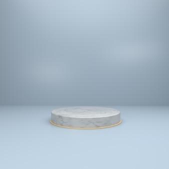 Sfondo 3d per la vetrina del prodotto