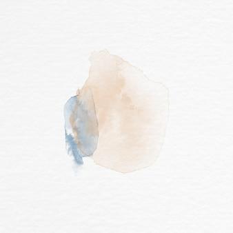 Sfondo acquerello dipinto a mano